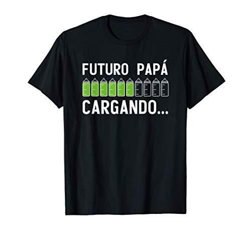 Futuro papa, ascendido a papa, Regalo para papá y mamá Camiseta