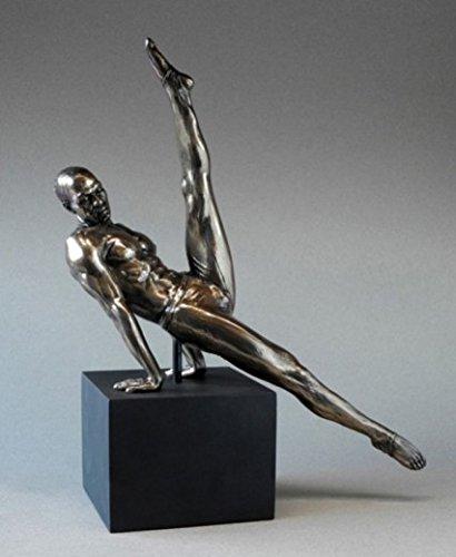 Body Talk - Escultura de Hombre - Atleta, Resina #75750