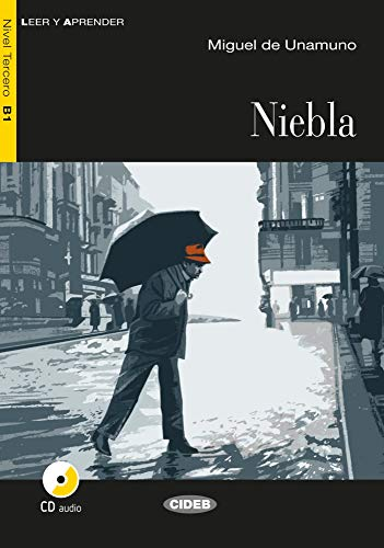 Niebla: Spanische Lektüre für das 2. und 3. Lernjahr (Leer y aprender)