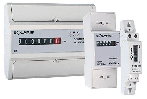 SOLARIS S.R.L. UEN105800 - ENRG 2M-CONT.ENER.MONOF.MEC 10(80)A.2M