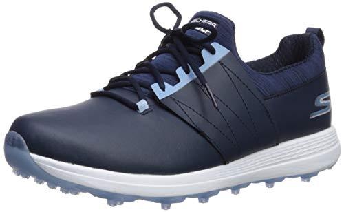 Skechers Women's Eagle Spikeless Golf Shoe, Navy/Blue,...
