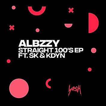 Straight 100's - EP