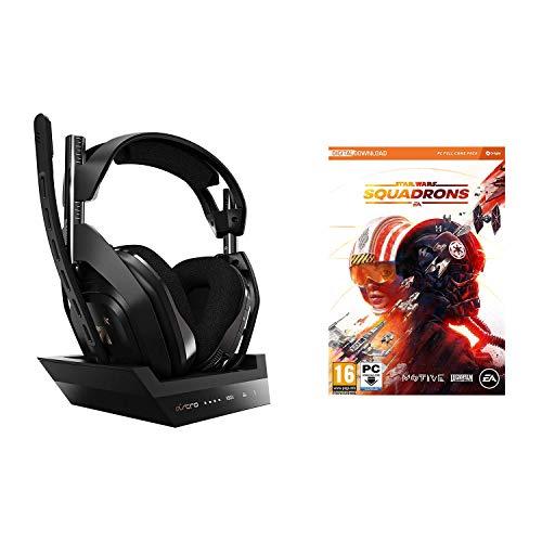 ASTRO Gaming A50 Auriculares inalámbricos Gaming y Base de Carga,...