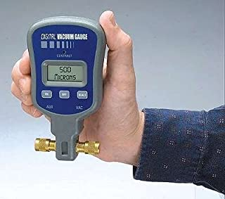 Supco VG64 Digital Vacuum Gauge, 0 to 12000 µ (0 to 1,600 Pa)