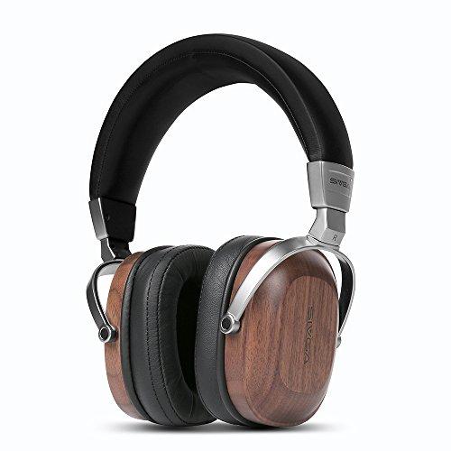 SIVGA SV006S Geschlossene Surround Sound HiFi Holz Kopfhörer