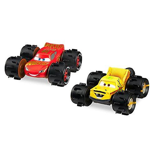 Disney Rayo McQueen & Taco Juego de corredores todo terreno