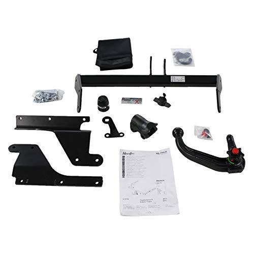WESTFALIA Automotive 335414600001 - Enganche de Remolque Desmontable para Toyota Verso S y Subaru Trezia (a Partir de 01/2011)