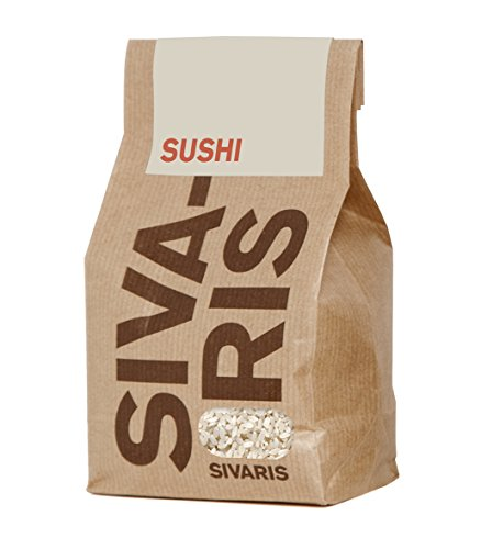 Sivaris - Arroz Sushi 500 g