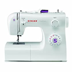 Singer Tradition 2263 sewing machine, white