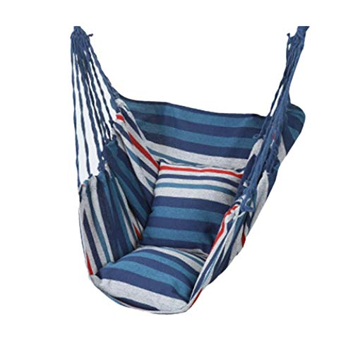 KEXINGLE Portable Travel Camping Hammock Hanging Home Bedroom Bed Lazy Swing Outdoor Camping Chair Indoor Hammock Lazy Chair
