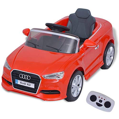 Audi A3 elektrische kinderauto kinderen elektrische auto kindervoertuig met afstandsbediening