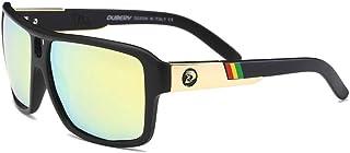 DUBERY Men's Sport Polarized Sunglasses Outdoor Driving Travel Summer Glasses D008