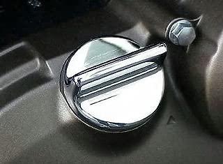 i5 Chrome Oil Filler Cap for Suzuki Savage 650 Intruder Volusia Marauder VL VS 800 1500 Boulevard S40 S50 C50 M50 C90.
