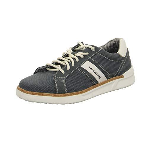 Daniel Hechter 8.21369E+11, Sneakers Basses Homme, Bleu (Blue/Offwhite 4021), 44 EU
