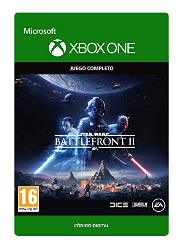 Star Wars Battlefront II: Standard Edition | Xbox One - Código de descarga