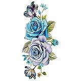 (ファンタジー) THE FANTASY タトゥーシール 薔薇 ロース Rose-5【レギュラー】-7種類 (ymp013)