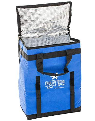 Trolley Bags Original Cool - 1 Borsa Termica, Blu Royal