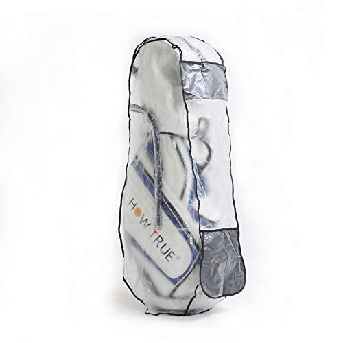 HOW TRUE Waterproof Golf Bag Rain Protection Cover,...