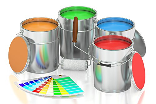 10L Dachfarbe Ziegelfarbe Dachbeschichtung für Blechdach Dachziegel Dachpfannen Rustikal Rot