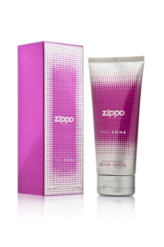 Zippo Feelzone For Her Lait corporel emballé 200 ml