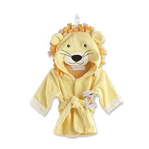Baby Aspen Lion Peignoir à Capuche Spa (Big Top temps de bain)