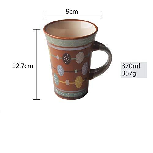 IRCATH koffiemok van Ristorante van de koffiemok met opdruk