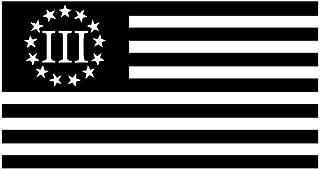 III% American Flag- 5