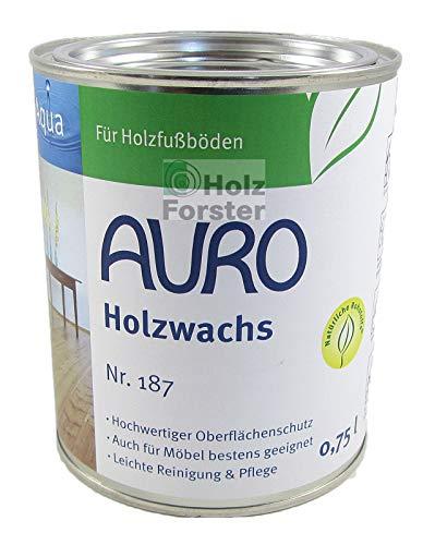 AURO Holzwachs Nr. 187 - 0,75 L