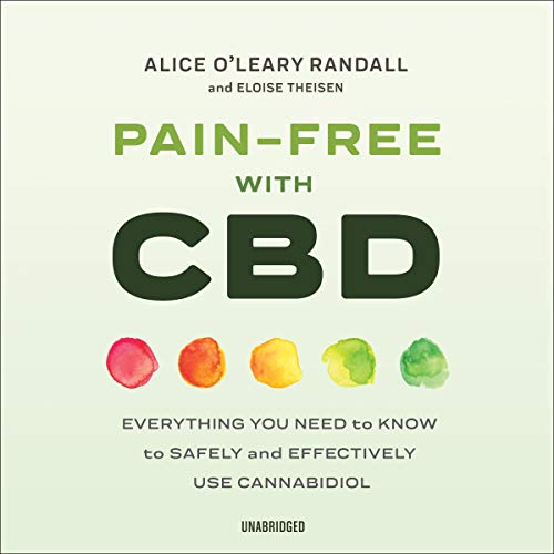 Pain-Free with CBD cover art