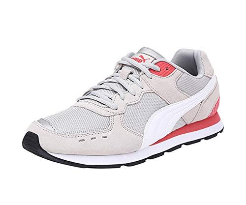PUMA Unisex Vista Sneaker, Gray Violet White, 43 EU