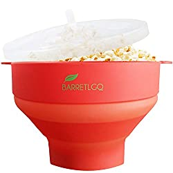 powerful Microwave oven with lid for home appliances Silicone popcorn Microwave oven with handle Popcorn …