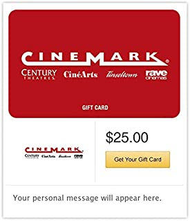 cinemark electronic gift card