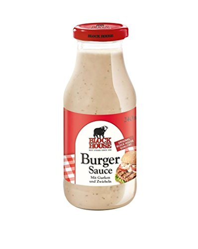 Block House Burger Sauce, 240 ml
