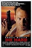 DIE Hard - Bruce Willis – Film Poster Plakat Drucken Bild