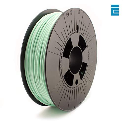 ICE FILAMENTS, PLA Filament, 2.85 mm, 0,75 kg, Mellow Mint