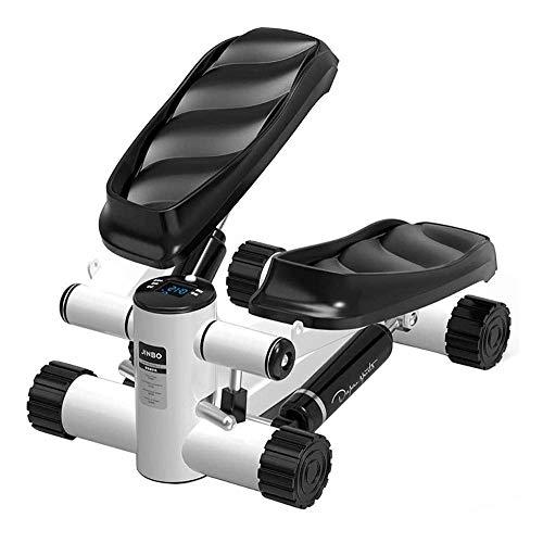 Mini Ejercitador De Pedales De Bicicleta Estática con Monitor LCD para Ejercicios De Piernas Y Brazos TDD