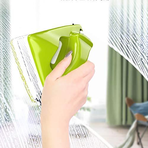 LZH FILTER Double Face Nettoyeur de Vitre Magnétique Fenêtre, Verre Essuie-Glace de Surface Brosse de Nettoyage Double-Face Nettoyant Magnétique pour Vitres, pour 5-28MM Verre Outils de Nettoyage