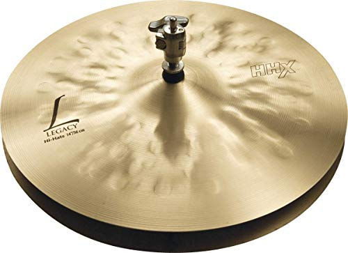 "Price comparison product image Sabian HHX 14"" Legacy Hi-Hat Cymbals"