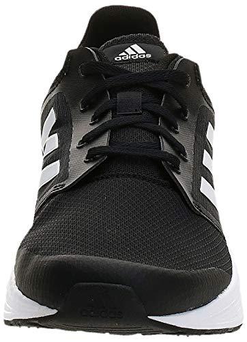 adidas Galaxy 5, Running Shoe Hombre, Core Black/Footwear White/Footwear White, 42 EU