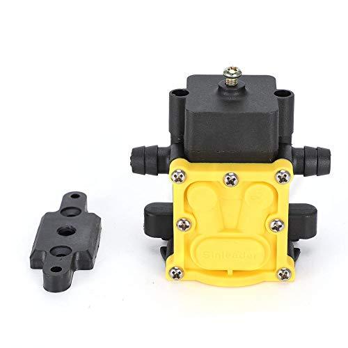 12V elektrische waterdruk Mist Spray Micro membraanpomp Landbouw Tuinsproeier Waterpomp Accessoires(Type D)