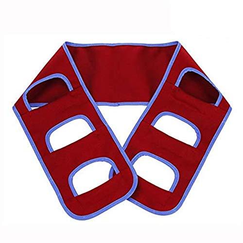 Jeamive Transfer Board Patient Lift Slide Transfer Gürtel medizinische Hebeschlingen Übertragung Rutsche Mobilität Assistenzgeräte Pflege Gait Gürtel - Bett zu Rollstuhl/Stuhl