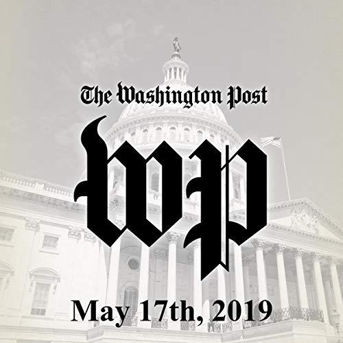 May 17, 2019 copertina