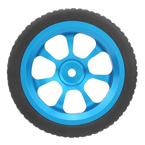 Neumáticos RC, Portátil Ligero de la Rueda de RC para el Coche de Wltoys 144001 1/14 RC