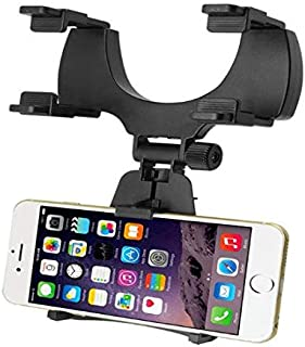 Universal Dashboard Car Mount Holder Rearview Mirror Mount Holder Stand Cradle For Smartphone Mobile phone