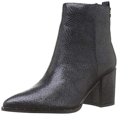 XTI Damen 35155 Kurzschaft Stiefel, Schwarz (Negro Negro), 39 EU