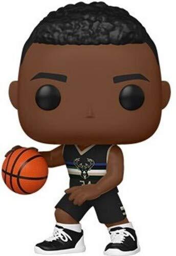 Funko- Pop NBA: Bucks-Giannis Antetokounmpo (Alternate) S5 Figura da Collezione, Multicolore, 51013