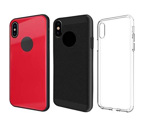 Blanco AR-Gun Brazalete Deportivo Pack 2 uds valido para Smartphones de hasta 6.8 Compatible con iPhone 11 Pro MAX XS MAX 11 Samsung Galaxy S20 Plus S10 Plus S9 Plus S8 Plus