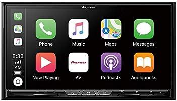 شاشة ويب لينك لا سلكية لتشغيل دي في دي بالسيارة بقياس 7 انش (شاشة) من بيونير، AVH-Z9250BT