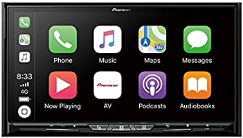 Pioneer Wireless DVD Carplay Weblink Screen, 7 Inch (Screen), AVH-Z9250BT