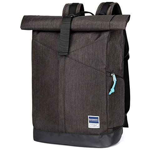 BAGSMART Laptop Rucksack 15.6 Zoll Notebook Reise Backpack Modern Daypack Aktentasche...